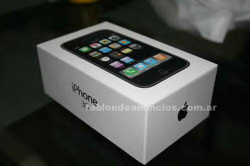 Vivienda: Venta:apple iphone 3g 16gb