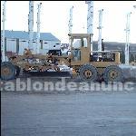 """Oficina: Mobiliario y material: Motoniveladora  -150hp-  """"equiposviales.com"""""""