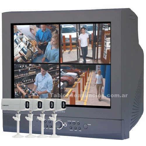 Seguridad y Vigilancia: Instalador camaras de seguridad vigilancia