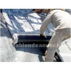 Varios: Membranas para techos colocacion