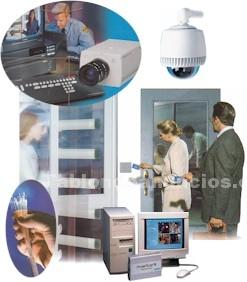 Seguridad y Vigilancia: Alarma robo incendio instalacion venta