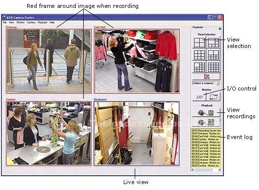 Seguridad y Vigilancia: Camara ip instalacion venta programacion