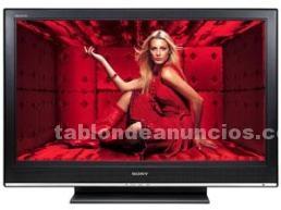 "Electrodomésticos y menaje: Televisor lcd 46"" sony bravia klv 46w300"