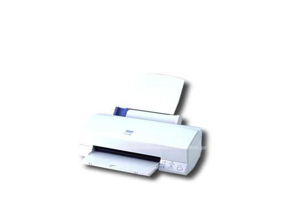 Impresora/Scanners: Impresora epson 400 �€� impecable-