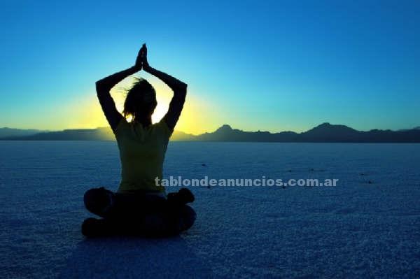 Salud/Belleza: Yoga caballito - clases personalizadas