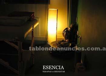 """Salud/Belleza: Esencia """"terapias de bienestar"""""""