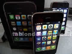 Equipaje: Apple iphone 3g 16gb cost $350usd, nokia n95 8gb cost $300usd, sony ericsson w980 cost $300, sony we