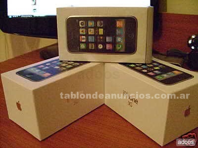Oficinas y locales: Brand new apple iphone 3g 16gb unlocked