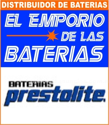 Autopartes: Baterias prestolite, varta, bosch, moura, champion, willard