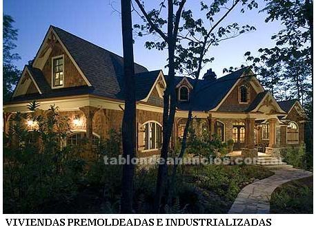 Viviendas 100 financiadas industrializadas o premoldeadas for Casas industrializadas