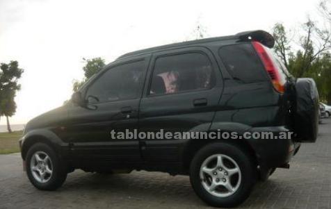 Otros Vehículos: Daihatsu terios sx 4x4 -full- mod. 2001, impecable, unico dueÑo. 130.000km - vendo