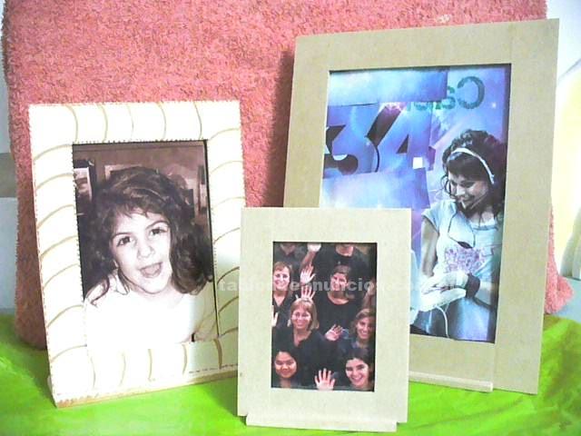 Bricolaje/Jardinería: Portaretrato  souvenir fotos tarjetas cumpleaños 15 casamientos bautismos