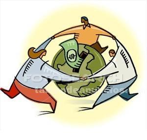 Varios: Compartir y recibir dinero en la crisis!!!