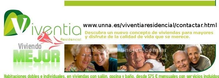 Multipropiedad: Viventia residencial, una vida digna y confortante para el adulto mayor