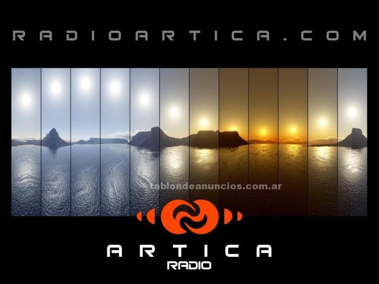 Musica (discos,cds..): Radio artica