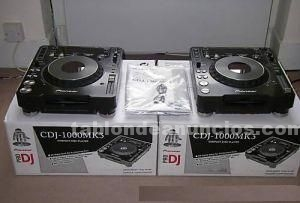 Mp3, Divx, juegos ordenador: Brand new 2x pioneer cdj-1000mk3 & 1x djm-800 mixer dj package!.....£1000 for sell