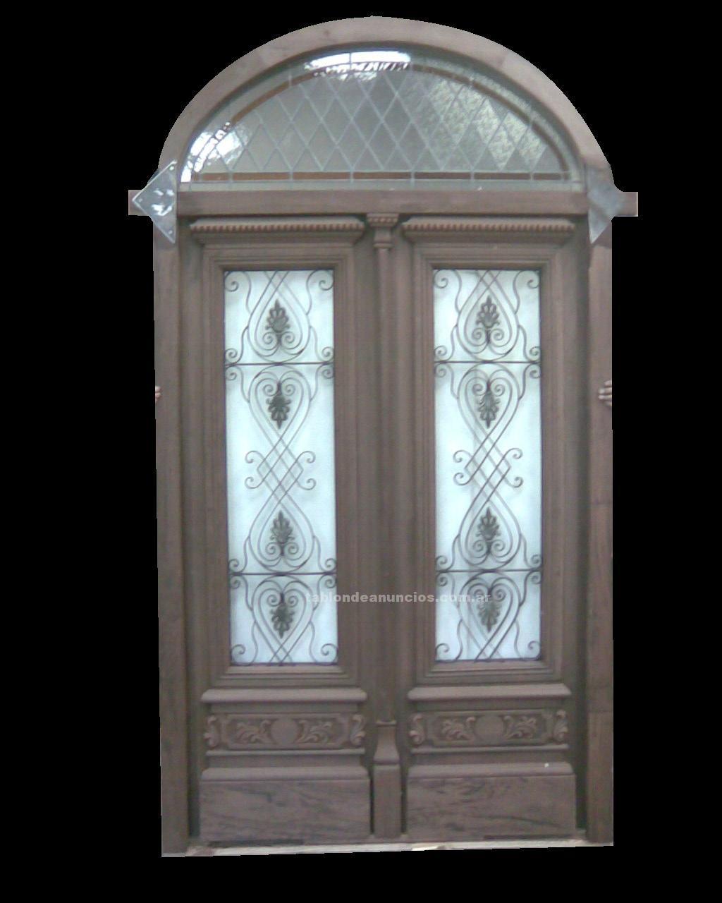 Puertas ventanas rejas ds con fotos for Imagenes de puertas de madera antiguas