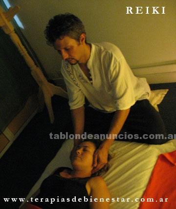Salud/Belleza: Sesiones de reiki