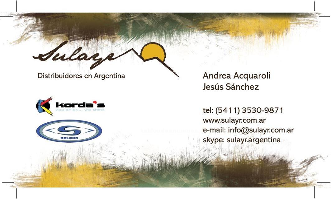 Deportes Aventura: Sulayr, venta de material deportivo.
