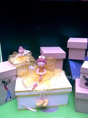 Bricolaje/Jardinería: Cajas ideal bricolage souvenirs bautismos casamientos cumpleaños