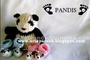 Niños y bebes: Venta artesanal tejido en crochet de escarpines y mantilla para bebé