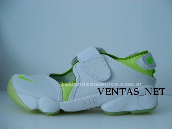 Deportes Aventura: Zapatillas nike shox y rift