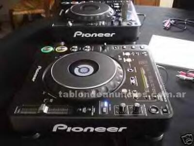 Mp3, Divx, juegos ordenador: Selling 2x pioneer cdj-1000mk3 & 1x djm-800 mixer dj package....$2000