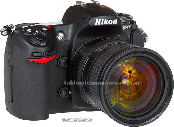 Fotograf./video/cine: Brand new nikon d300  with 18-200mm lens
