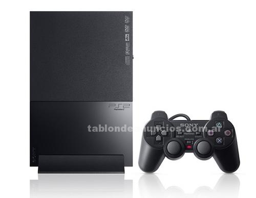 Video Consolas y Juegos: Liqudo playstation 2 ultra slim!!! urgente