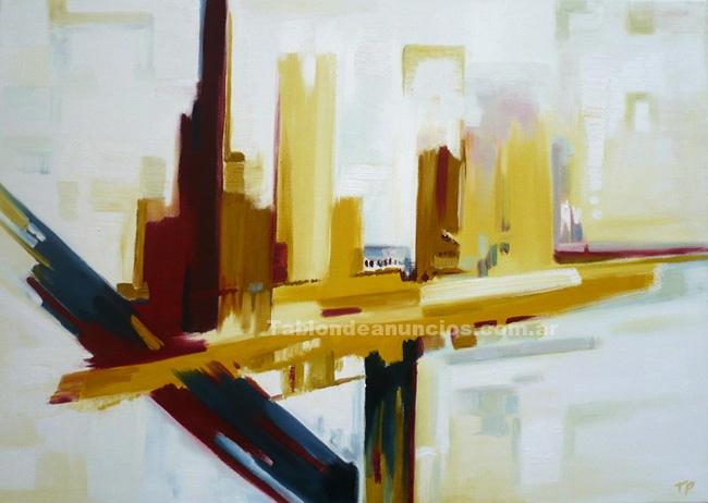 Regalos: Cuadros abstractos modernos