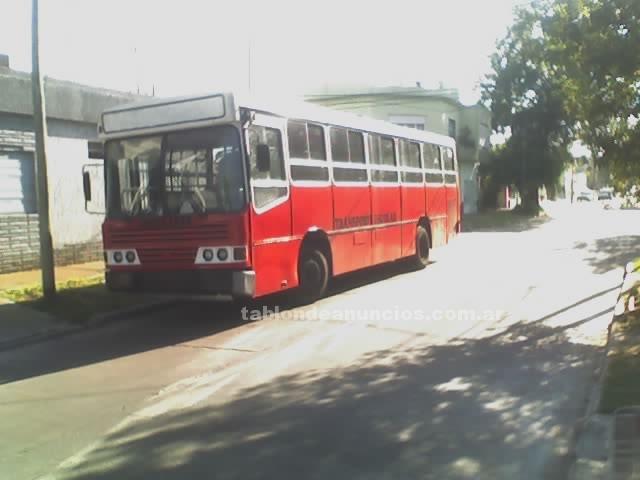 Otros Vehículos: Vendo micro escolar mercedez benz oh1315/93
