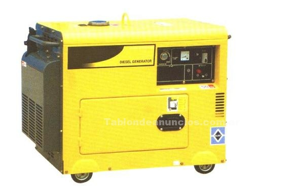 Maquinaria y Herramientas: Electrogenos generadores grupos kw y kva varias
