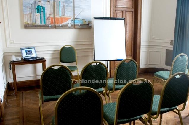Oficinas y locales: Alquiler temporario de salas de reunion,capacitacion y oficinas
