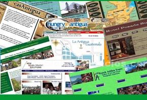 Servicios: Hosting, reparaciones..: Necesitas tener una pagina web para promocionar tu negocio???