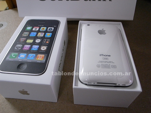 PDAs/Calculadoras: Venta:apple iphone 3gs 32gb