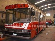 Camionetas: Vendo micro escolar m. Benz oh1315 mod. 91
