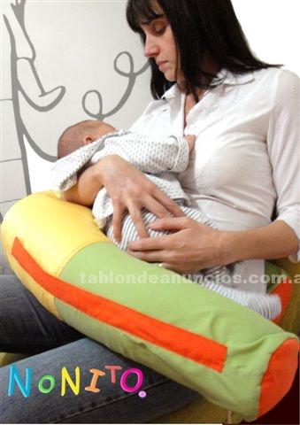 Niños y bebes: Almohadon para amamantar