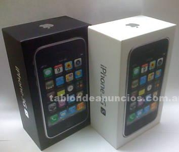 Oficina: Mobiliario y material: Apple iphone 3g s 32gb..................$350usd