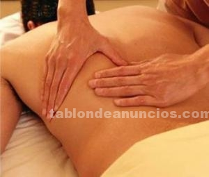 Salud/Belleza: Masajista marcelo