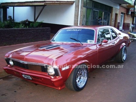 Automoviles: Vendo chevy coupe mod. 72 motor 250