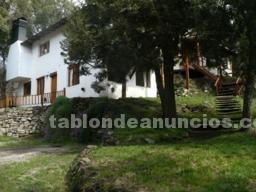 Casas en Alquiler: Alquilo casa en bariloche (patagonia argentina) para 6/8 personas