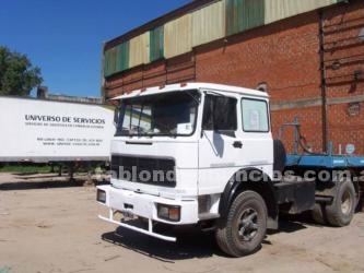 Otros Vehículos: Vendo o permuto camion fiat 619