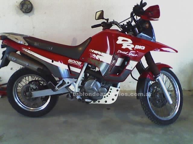 Motocicletas: Suzuki dr 800 big