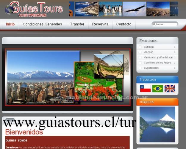 Webmasters: Paginas web administrables