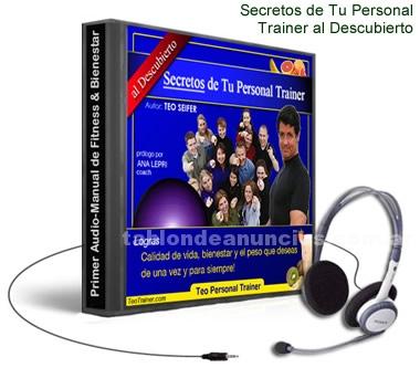 Libros, Revistas, Comics...: Entrenador personal trainer enloquece y devela sus mas intimos secretos....