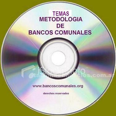 Creditos y finanzas: Bancos comunales