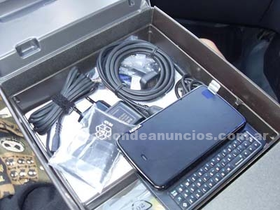 Varios: Vanta :: sony ericsson satio idou :: apple iphone 3gs 32gb :: nokia n900 :: p3s 120gb