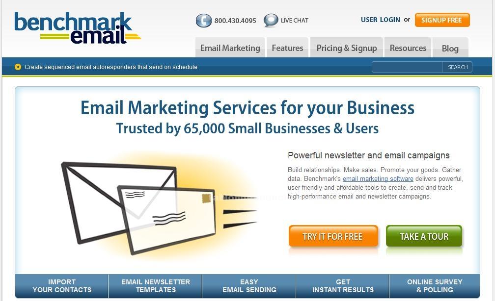 Ordenadores personales: Campañas publicitarias por correo electronico gratis