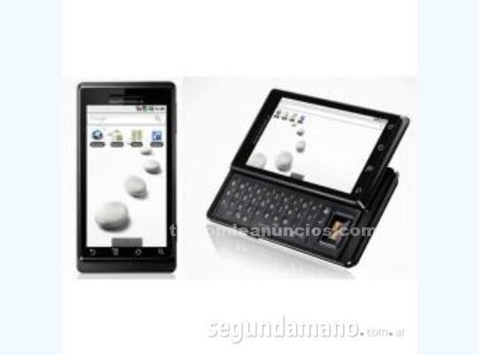 Ordenadores portátiles: Motorola a853