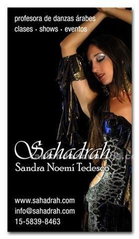 Varios: Profesorado de danzas árabes en san isidro